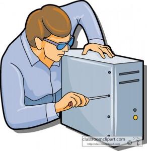 Computer Tech Clipart